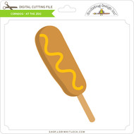 Corndog  - At the Zoo