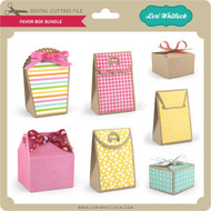 Favor Box Bundle