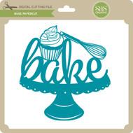 Bake Papercut