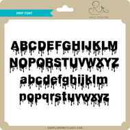 Drip Font
