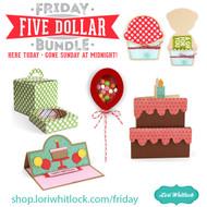 Friday $5 Bundle #11