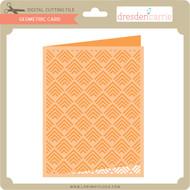 Geometric Card 3