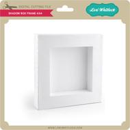 Shadowbox Frame 4x4