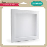 Shadowbox Frame 8x8