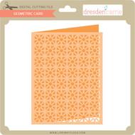 Geometric Card 10