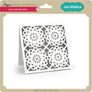 Lace Card 5x5 Doily