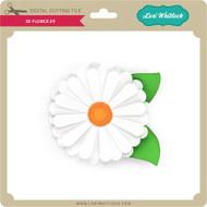 3D Flower 29