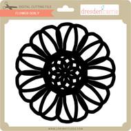 Flower Doily 3