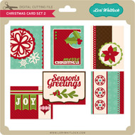 Christmas Card Set 2