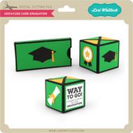 Insta-Cube Card Graduation