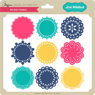Big Doily Bundle