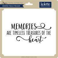 Memories Timeless Treasure