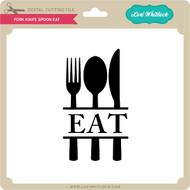 Fork Knife Spoon Eat