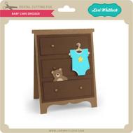 Baby Card Dresser