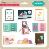 Ultimate Baby Card Bundle