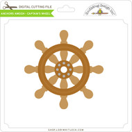 Anchors Aweigh - Captain's Wheel