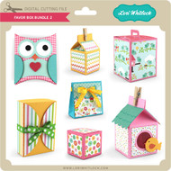 Favor Box Bundle 2