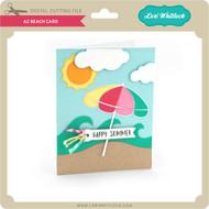 A2 Beach Card