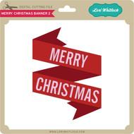 Merry Christmas Banner 2