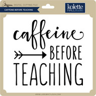 Caffeine Before Teaching
