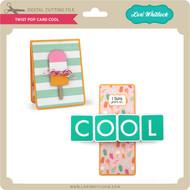 Twist Pop Card Cool