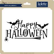 Happy Halloween 3