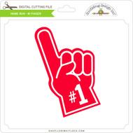 Home Run - #1 Finger