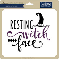 Resting Witch Face 2