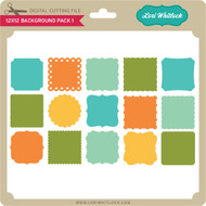 12x12 Background Pack 1