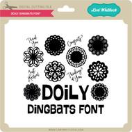 Doily Dingbats Font
