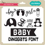 Baby Dingbats Font