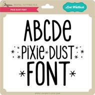 Pixie Dust Font
