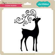 Flourish Reindeer