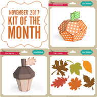 2017 November Kit of the Month
