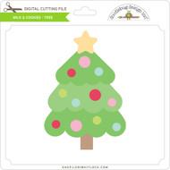 Milk & Cookies - Tree