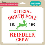 Official North Pole Reindeer Crew