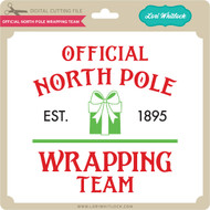 Official North Pole Wrapping Team