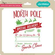 Santa Sack North Pole Special