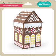 Gingerbread House Box