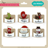 Flexi Place Card Christmas Bundle