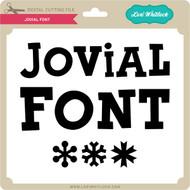 Jovial Font
