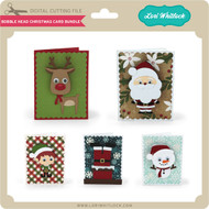 Bobble Head Christmas Card Bundle