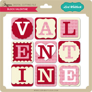 Block Valentine