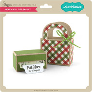 Money Roll Gift Bag Set