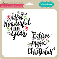 Wonderful Magic of Christmas