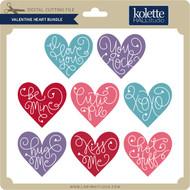 Valentine Heart Bundle