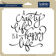 Crafty Life Happy Life