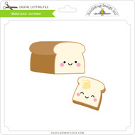 Bread Slice - So Punny