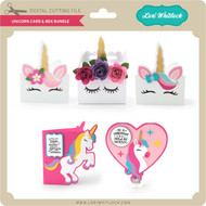 Unicorn Card & Box Bundle