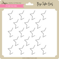 Cut and Fold Stars